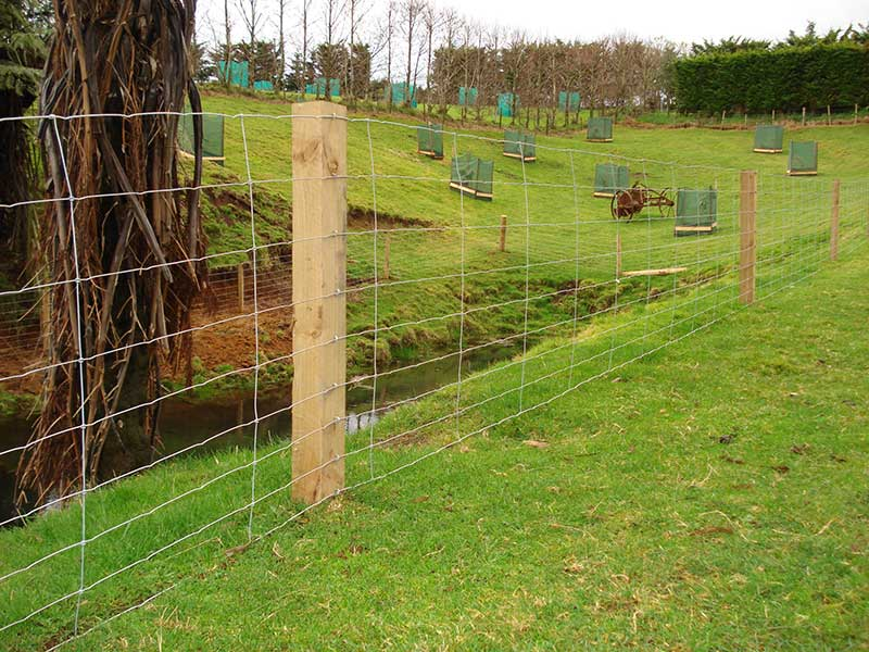 General Purpose NZ Fabricated Fencing For Lifestyle